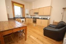 3 bed Flat in Chancelot Terrace...