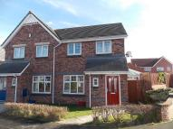 Long semi detached house for sale
