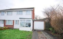 3 bed semi detached house to rent in Launceston Close...