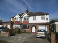 3 bedroom semi detached house to rent in Jubilee Drive, Ruislip...