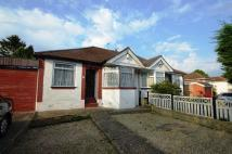 2 bedroom Bungalow to rent in Coniston Gardens, Pinner...