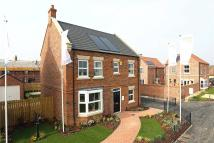 new home in The Oaks, Topcliffe Road...