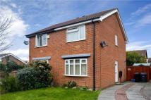 2 bed semi detached home in Dowber Way, Thirsk...