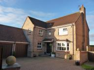 Detached home in The Croft, Kirby Hill...