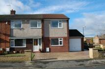 semi detached house in Newsham Way, Romanby...