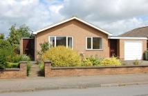 Detached Bungalow in Turker Lane...