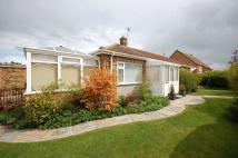 3 bedroom Detached Bungalow for sale in Galtres Road...