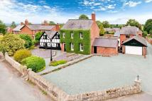 Detached home for sale in High Street, Clive...
