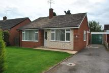 2 bedroom Detached Bungalow to rent in Roden Grove, Wem