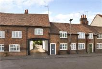 Terraced property in The Broadway, Amersham...