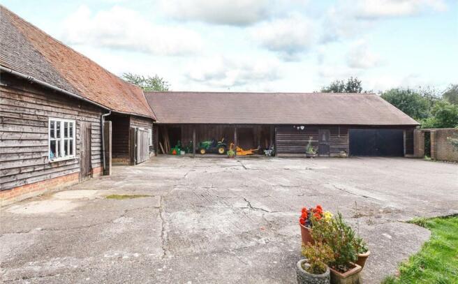 Yard & Barns