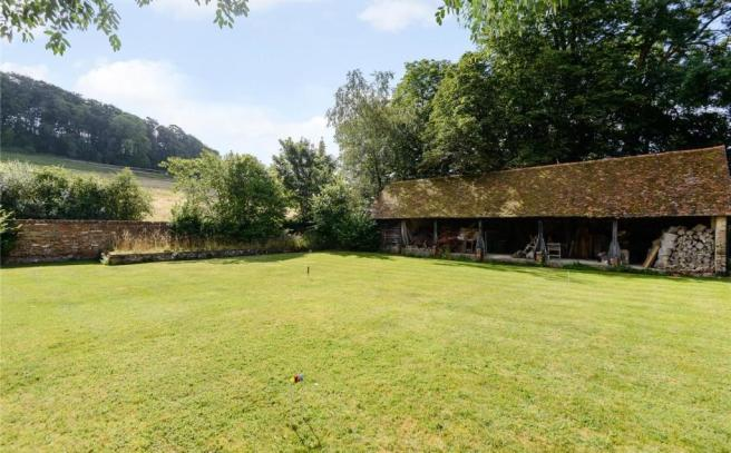 Gardens & Barn