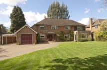 5 bedroom Detached property in Burtons Lane...
