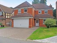 Detached house in Heathfield Close, Oxhey...