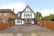 Detached property in Bury Avenue, Ruislip...