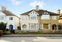 semi detached property for sale in Church Lane, Mill End...