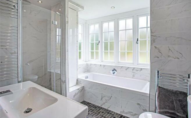 Bath Shower Room