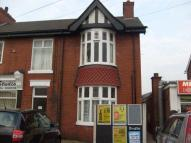 1 bed Ground Flat to rent in Messingham Road...