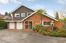 4 bedroom Detached house in Chorleywood Road...