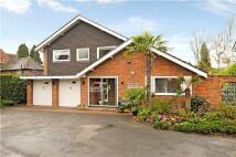 4 bedroom Detached property to rent in Chorleywood Road...
