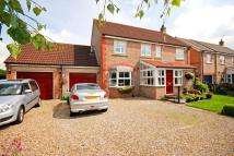 5 bedroom Detached house in Kerver Lane, Dunnington...