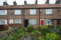 2 bed Terraced home in Victoria Terrace...