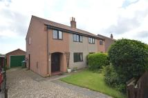 3 bed semi detached property for sale in Constable Road...