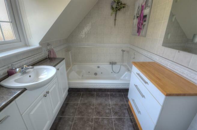 Alternate view of Bathroom
