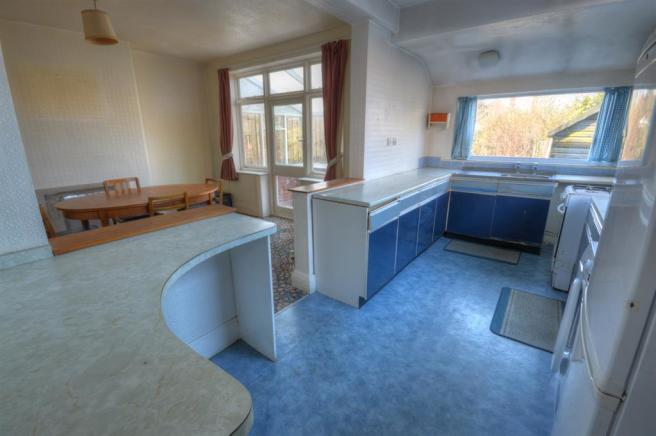 Kitchen open aspect
