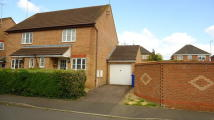 2 bed semi detached property in 27 Tyrrell Way