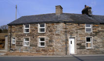 End of Terrace home for sale in 4 & 5 Tai Newyddion Ynys...
