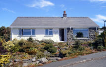 3 bedroom Detached Bungalow for sale in HEOL Y BRYN, Harlech...