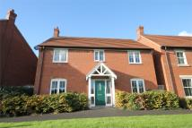 Detached house for sale in Garood Close, Newark...