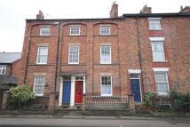 Terraced property in Victoria Street, Newark...