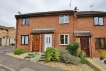 Terraced house in Proud Close, Purton...