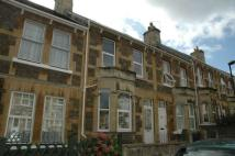 Terraced house in Melcombe Road...