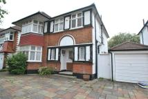 4 bed semi detached home to rent in Audley Road, W5