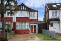 Ribchester Avenue semi detached house to rent