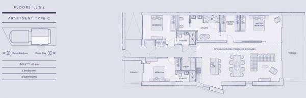 Apartments C