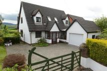 5 bed Detached house for sale in Crosswinds, Wern Road...