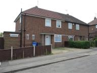 3 bed semi detached house in Cromford Road...