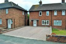 semi detached home for sale in Thompson Drive...