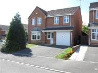 Detached property in Hayford Place, Derby