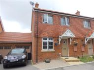 3 bed semi detached house in Conquest Drive, Hailsham