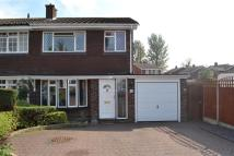 3 bedroom semi detached house in Brookhouse Way, Gnosall...