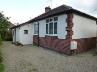 Bungalow in Audley, Chirk Green...