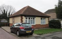 Bungalow in Haven Baulk Avenue...