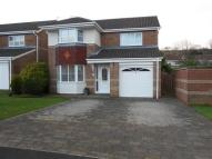 Detached home for sale in Herrington Close...