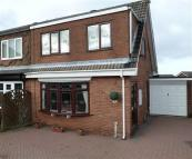 semi detached home in Moorland Road, Leek