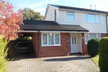 3 bed semi detached house for sale in Oak Drive (Ffordd Derw)...